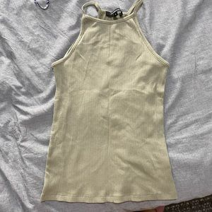Beautiful sage green tank top New with tags